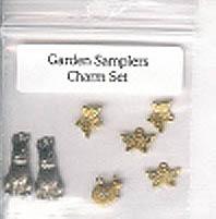 Garden Sampler Charm Set