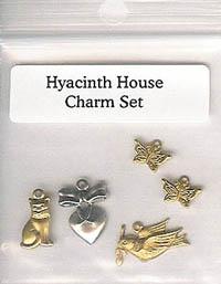 Hyacinth House Charm Set