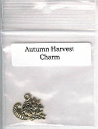 Autumn Harvest Charm