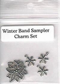 Winter Band Sampler Charm Set