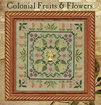 Colonial Fruits & Flowers Kit