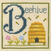 Alphabet Series - B is for Beehive