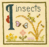 Alphabet Series - I is for Insects