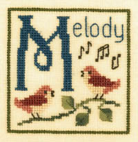 Alphabet Series - M is for Melody