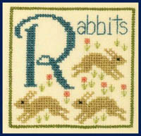 Alphabet Series - R is for Rabbits