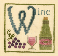 Alphabet Series - W Is For Wine