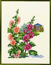 House with Flowers Kit
