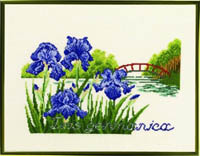 Bridge with Flowers Kit