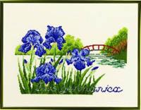 Bridge with Flowers Kit