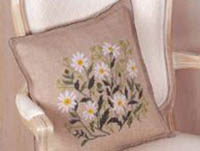 Daisy Pillow  Kit