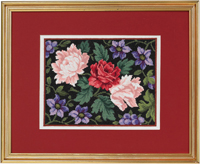 Clemantis & Roses Kit