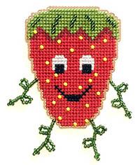 Strawberry Buddy Kit