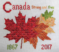 Canada Strong and Free