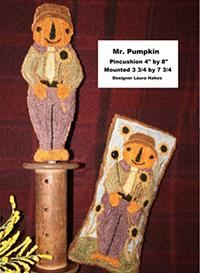 Mr. Pumpkin (PN)