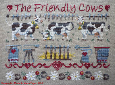 The Friendly Cows