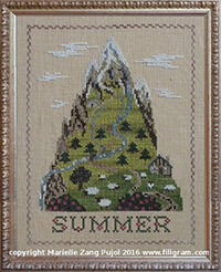 Summer Mountain
