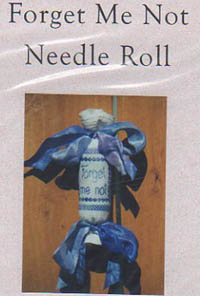 Forget Me Not Needle Roll