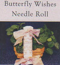 Butterfly Wishes Needle Roll