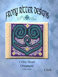 Celtic Heart Ornament
