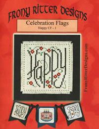 Celebration Flags - Happy
