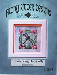 Shimmering Dragonfly