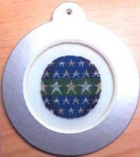 Stars - 2nd Annual Ornament