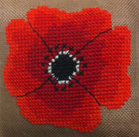 My  Poppy Pincushion