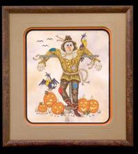 A Sociable Scarecrow