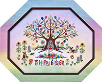 Eggcellent Easter Tree
