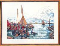 Fishing Harbor Kit