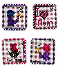 Holiday Stamps - Mother's Day 2 cent