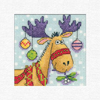 Greeting Cards - Reindeer Christmas Cards Kit