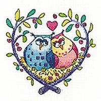 Birds of a Feather - Love Birds Kit