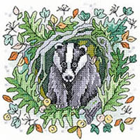 Woodland Creatures - Badger Kit