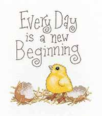 Every Day is a New Beginning Kit