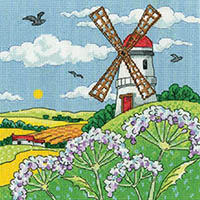 Windmill Landscape Kit