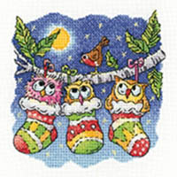 A Christmas Hoot Kit