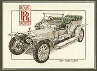 1907 Rolls Royce Silver