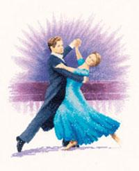 Dancers - Viennese Waltz