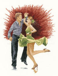 Dancers - Jive