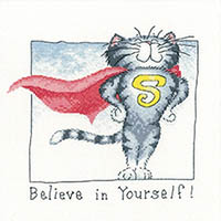 Cats Rule - Believe In Yourself Kit