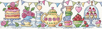 Karen Carter Collection - Afternoon Tea Kit
