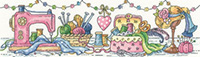 Karen Carter Collection - The Sewing Room Kit