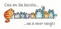 Cats and Biscuits Kit