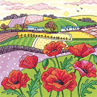 Poppy Landscape Kit