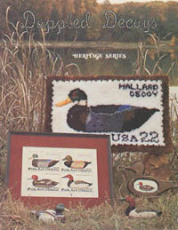 Dappled Decoy Stamp