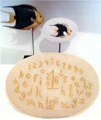 Mrs. P's Conservancy Sunfish Alphabet