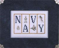 Mini Block - Navy