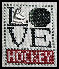 Love Bits: Love Hockey
