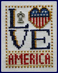 Love Bits: Love America